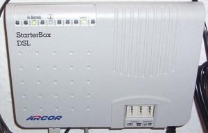 Arcor Starterbox