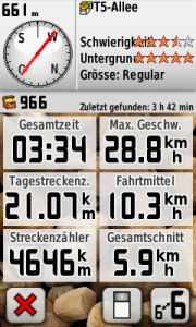 Garmin Screenshot 08.08.2012