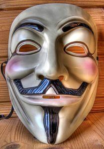 Guy-Fawkes-Maske