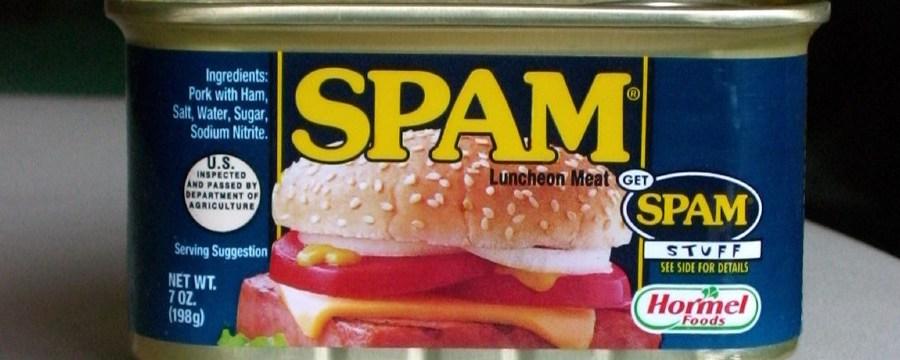 Spam Header