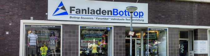 Fanladen Bottrop Header