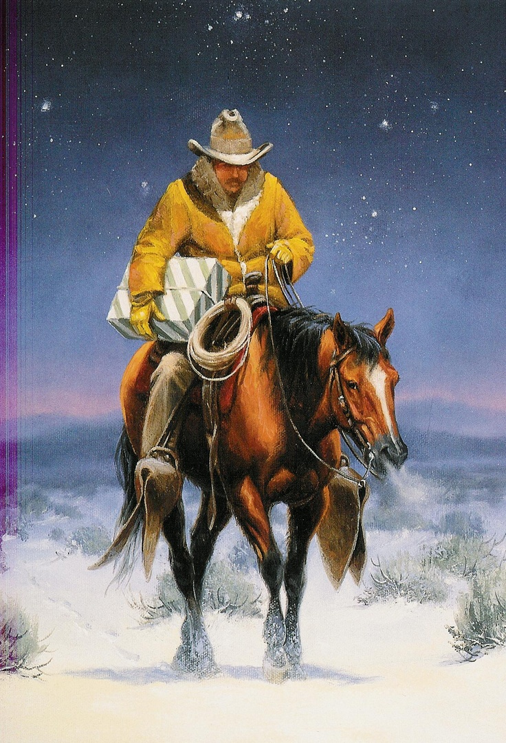 Merry Christmas Canadian Cowboy Country Magazine
