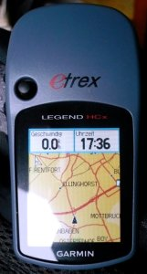 Garmin eTrex Legend® HCx
