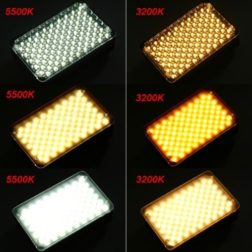 Color Strobe Light