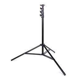 9' Heavy Duty Air Cushioned Video Studio Light Stand Black