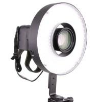 Big LED Ring Light Video Photography Shoot-through ...