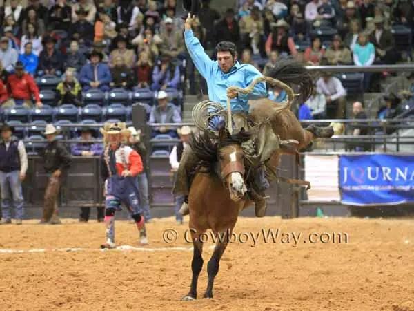 World Championship Ranch Rodeo Ranch Bronc Riding Photos