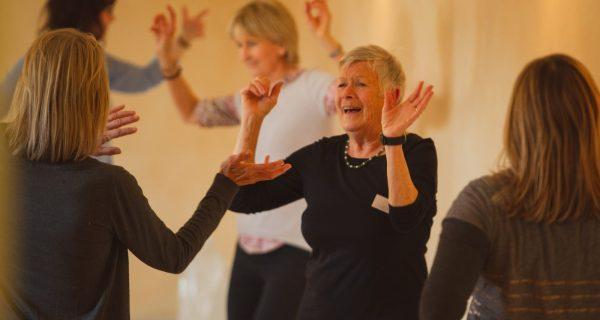 Joyful Dance with Gay Murphy