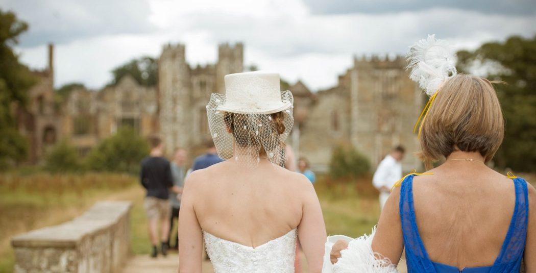 Wedding Capron ruins