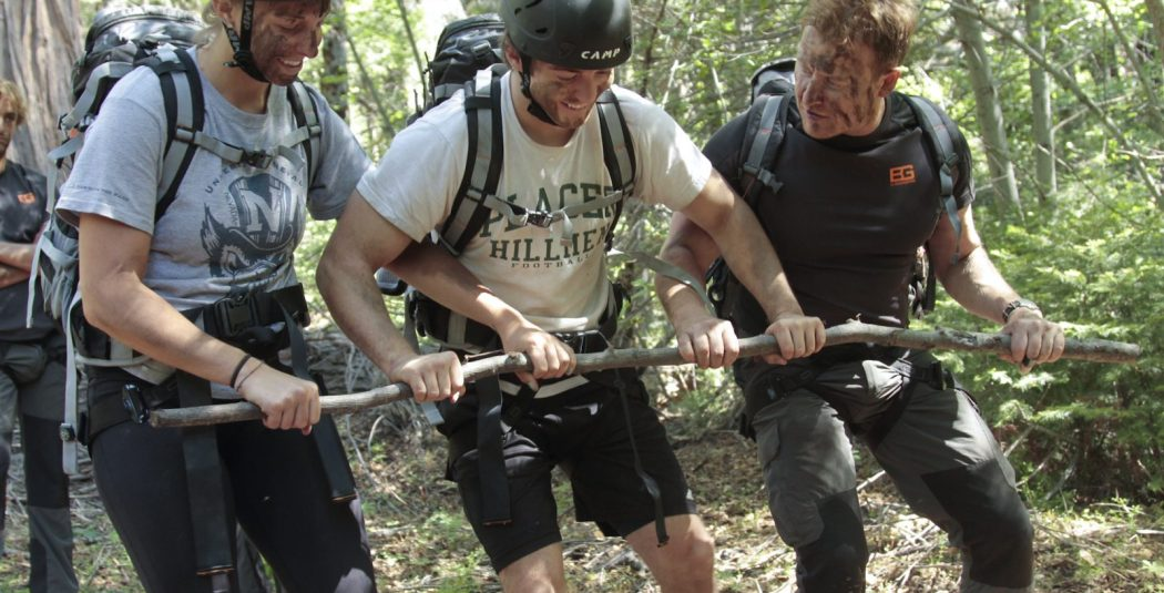 Shelter Build Bear Grylls