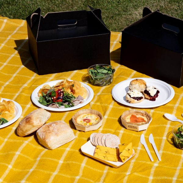 Cowdray Lawns Luxury Picnic Hamper