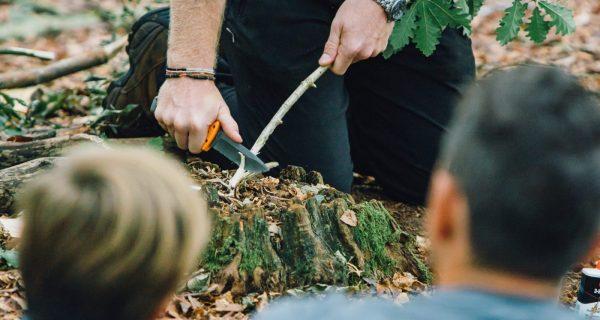 Cowdray Experiences bear grylls survival academy
