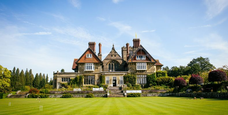 Cowdray House Exclusive Venue Cowdray Estate