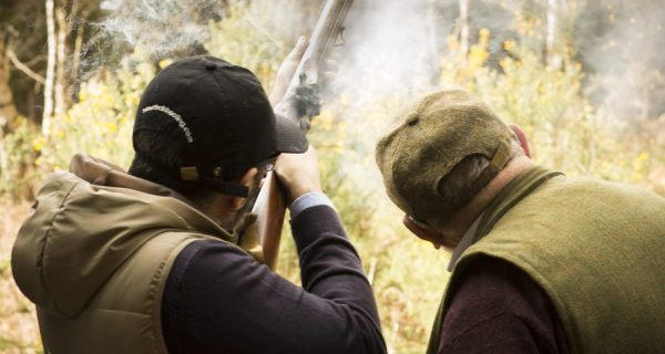 Hownhall shooting traditions package history Cowdray Estate Cowdray Experiences