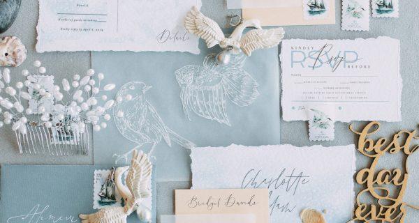 The Walled Garden: Wedding Calligraphy Workshop