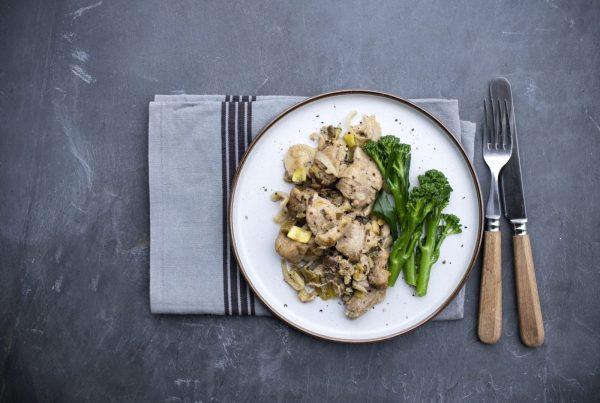 Creamy Mustard Pork Cowdray Kitchen Ready Meals