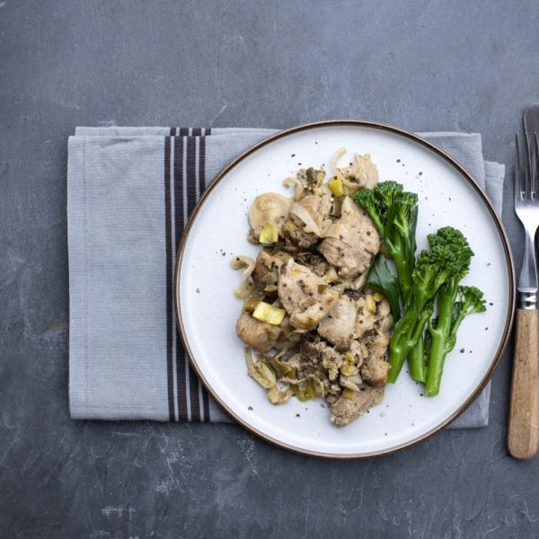 Creamy Mustard Pork Cowdray Kitchen Ready Meals