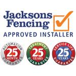 Jacksons Approved Fence Installer Kent UK Garden Wall Installation 25 Year Guarantee