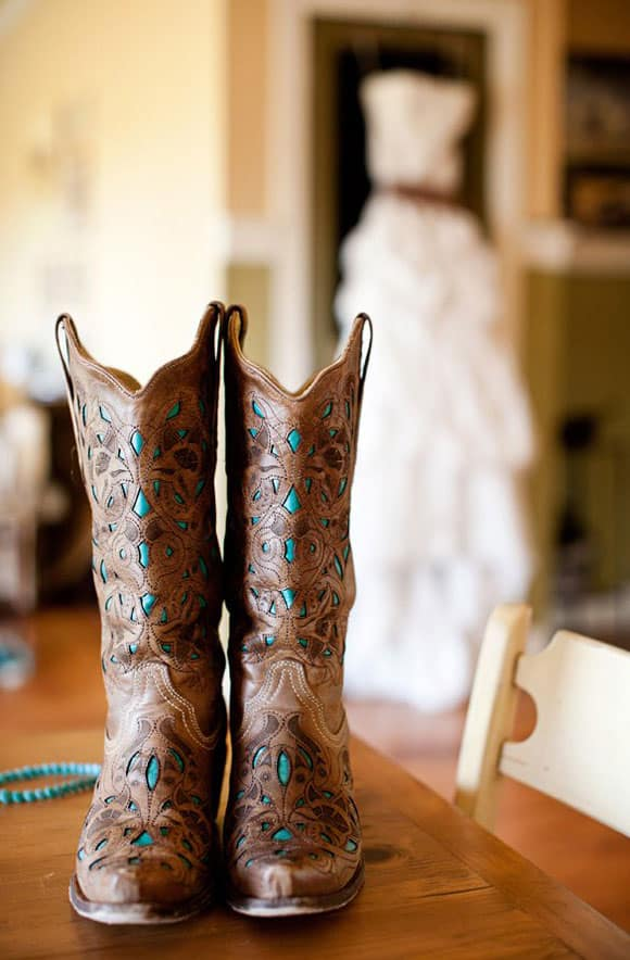 Cowboy Boots and Weddings  Cowgirl Magazine