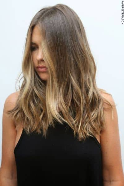 Mane Trends: Make Bronde Your New Hair Color