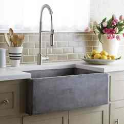 Country Style Kitchen Sink Modern Cabinet Farmhouse Decor Cowgirl Magazine