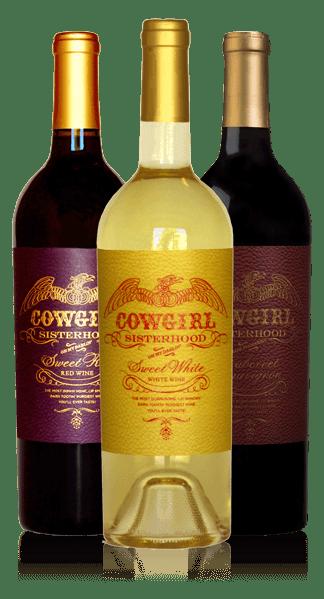 The 3 Cowgirl Sisterhood Wines