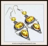 Sparkling EARRINGS :: Jewelry   Cowgirls Untamed