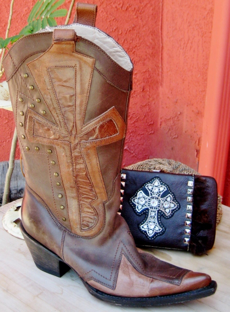 Stetson Boots  Western Cowgirl Brown  Cowgirls Untamed