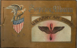 Album Cover, World War II, US Army Airforce Cow Hampshire