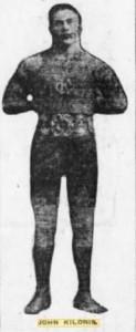 1917 John Kilonis