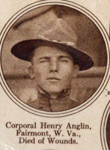 ANGLIN Henry Fairmont WV