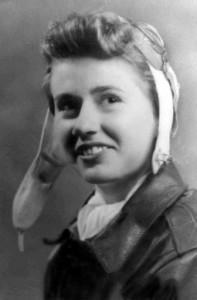 Anita L. Paul, WASP test pilot from Hudson NH.
