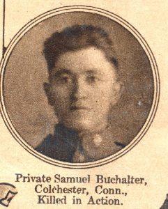 BUCHALTER Samuel Colchester CT
