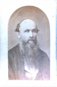 Benjamin Gove Brooks, born 1819 in Henniker NH.