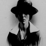 Passport photograph of Dorothy Coit