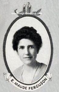 E. Maude Ferguson