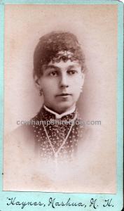 Emma (Bartlett) Fairbanks