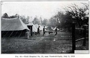 Photograph from U.S. Army Medical Department, Office of Medical History
