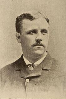 Fred K. Peacock (1856-1923) First Class Checker Player of Concord NH