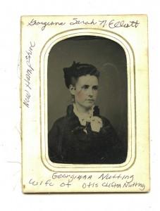 Georgianna Sarah Elliott Nutting