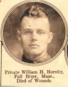 HORNBY William Fall River MA