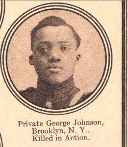 JOHNSON George Brookly NY
