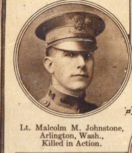 JOHNSTONE Malcom Arlington Wash