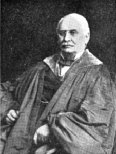 Photograph of Judge Edgar Aldrich from The Granite State Monthly, Vol 54-55, edited by Henry Harrison Metcalf, John Norris McClintock, July 1922, Vol LIV, No. 7
