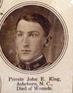KING John Asheboro NC