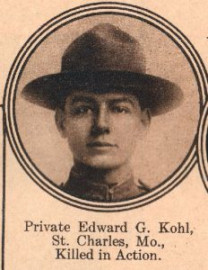 KOHL Edward St Charles MO