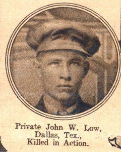 LOW John Dallas TX