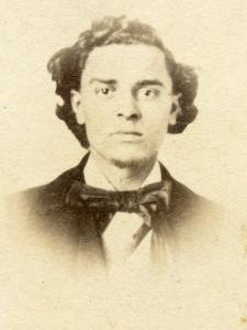 Lyman Scales, son of William A. & Mary E. (Cox) Scales.
