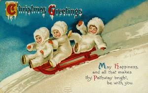 sliding kids