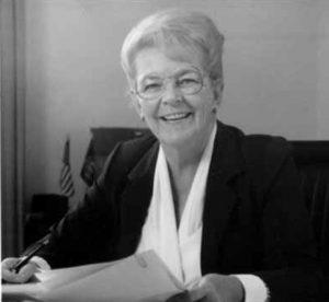 Vesta M. Roy, official photograph.